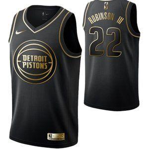 Detroit Pistons #22 Glenn Robinson III  Swingman